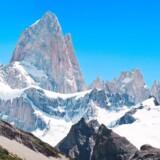 Andesbjergene, verdens længste bjergkæde.
