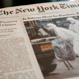 New York Times vil lade International Herald Tribunes netsted indgå i sit eget. Foto: Colourbox