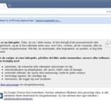 Internetprogrammerne giver mulighed for at færdes uovervåget på nettet - men det holder ikke. Her er Google Chromes forklaring.