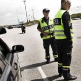 Grænsekontrollen gælder for Øresundsbroen og færgetrafikken til Danmark og Tyskland.