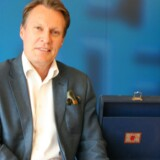 Kunstnernes organisation, Gramex' direktør, John R. Kristensen, er blandt initiativtagerne til det nye Lydens Hus, som skal styrke Danmarks tag på den internationale lydverden. Foto: Gramex