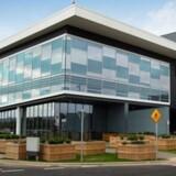 Microsofts datacenter i den irske hovedstad, Dublin, er gigantens første megadatacenter uden for USA. Det blev åbnet i juli 2009 og har et omfang på 28.000 kvadratmeter. Foto: Microsoft