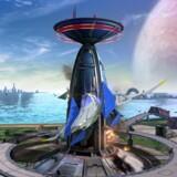 Spillet »Star Fox Zero« med en usædvanlig styring formår ikke at bringe oplevelsen over middel.
