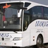 Politiet har fredag udsendt en ny appel om hjælp fra vidner i sagen om en stjålet belgisk turistbus. Scanpix