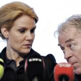 Helle Thorning-Schmidt og Villy Søvndal. Arkivfoto: Scanpix