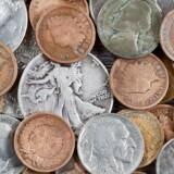 Arkivfoto. Et ægtepar var fængslet i over tre måneder for at veksle falske kroner. Men mønterne viste sig at være ægte.