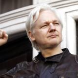 ARKIVFOTO. Britisk domstol opretholder arrestordre på Julian Assange.