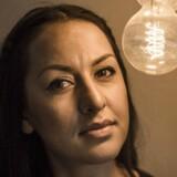 Geeti Amiri, født i Afghanistan og opvokset i København.