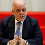 Premierminister Haider al-Abadis alliance fik 42 mandater, mens den tidligere premierminister Nouri al-Malakis alliance og et af de kurdiske partier begge fik 25 mandater.