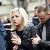 Tidligere medlem af Ruslands parlament, Denis Voronenkov, blev myrdet på åben gade i Kiev torsdag formiddag. Hans kone, Maria Maksakova, nåede frem til mordstedet kort efter.