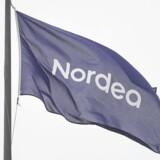 De øverste chefer hos Nordea må se langt efter lønstigninger i 2018. Arkivfoto.