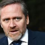 Udenrigsminister, Anders Samuelsen (LA).