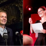 Borgmestre i København Niko Grünfeld (AL) og Ninna Hedeager Olsen (EL) mener ikke, at de og deres vælgeres tilgang til nybyggeri er egoistisk.