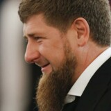 Tjetjeniens leder, Ramzan Kadyrov.