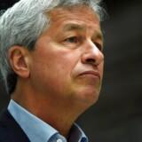Arkivfoto. Jamie Dimon, administrerende direktør hos JPMorgan, bakker op om den amerikanske præsident Donald Trumps forslag til mere afslappet bankregulering.
