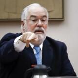 EU's klimakommissær Miguel Arias Cañete.