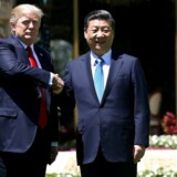 I sidste uge besøgte Kinas præsident USA, hvor han for første gang mødtes med den amerikanske præsident Donald Trump.