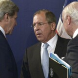 Ruslands udenrigsminister, Sergej Lavrov, slog torsdag aften fast, at alle udvisninger af russiske diplomater vil blive gengældt én til én.