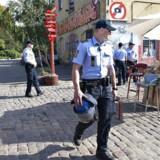 Arkivfoto. Politiklagemyndigheden har rejst sigtelse mod endnu en anklager for misbrug af stilling og pligtforsømmelse i forbindelse med hashsag fra Christiania.