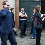 En af de frifundne mænd i terrorsagen fra København kræver nu en million kroner i erstatning for at have siddet varetægtsfængslet i halvandet år