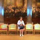 Marianne Jelved bliver fredag fejret ved en reception på Christiansborg Scanpix/Morten Juhl/arkiv