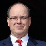 Fyrst Albert af Monaco fylder 60 år 14. marts. Scanpix/Valery Hache