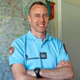 Arnaud Beltrame fotograferet i 2013, da han var tilknyttet gendarmeriet i byen Avranches.Foto: AFP/Scanpix