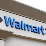 A Walmart store is seen in Encinitas, California, U.S. on April 13, 2016.