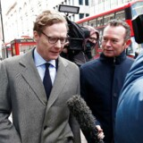 Alexander Nix, CEO hos Cambridge Analytica.