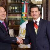 Akrivfoto: Nordkoreas ambassadør i Mexico har fået 72 timer til at pakke sin kuffert. Udvisning er reaktion på atomtest.