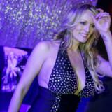 Pornoskuespilleren Stormy Daniels vil gerne fortælle om sin affære med præsident Donald Trump. Reuters/Eduardo Munoz/arkiv