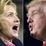 Facebook har identificeret knap 500 falske konti, der spredte splittende budskaber op til valget i USA. Arkivfoto.