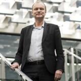Coop-formand Lasse Bolander er inden længe på valg. En modkandidat har meldt sig, mens endnu en skulle være på vej.