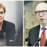 »Det bliver hun sgu nødt til at gøre bedre. Vi er trods alt støtteparti,« lyder advarslen fra DFs kulturordfører, AlexAhrendtsen, til kulturminister Mette Bock (LA) .