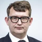 (ARKIV) Beskæftigelseminister Troels Lund Poulsen fotograferet 1. marts 2018.