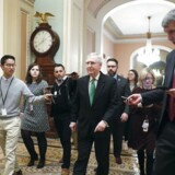 Enighed er nået i senat om budget, men demokrater i Repræsentanternes Hus kræver løsning for unge immigranter.
