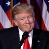 »Make America great again,« siger Donald Trump, men ikke meget om, hvordan han vil gøre det. B