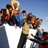 De danske nødhjælpsarbejdere er anklaget for menneskesmugling.