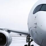 Hos Finnair gør de en dyd ud af at byde velkommen til businessclass, og der bliver ikke sparet på noget – det skulle dog lige være underholdningen undervejs. Foto: Finnair
