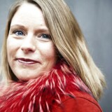 Mette Dencker, folketingsmedlem for DF.