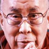 Dalai Lama vil besøge Donald Trump i USA, siger han ifølge Reuters under et besøg i Mongoliet. Arkiv. Scanpix/Byambasuren Byamba-ochir