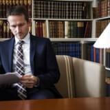 Danmarks finansminister Kristian Jensen fotograferet på sit kontor. Arkivfoto: Scanpix