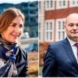 Advokat Mette Grith Stage og andre jurister har kritiseret regeringen indførelse af dobbeltstraf. Fotos: Nils Meilvang og Niels Ahlmann Olesen