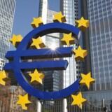 Arkivfoto: Den Europæiske Centralbank (ECB) fastholder i forbindelse med sit pengepolitiske møde torsdag sin indskudsrente.