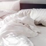 Sengemiljøet kan gemme på både husstøvmider, bakterier og virusser.Scanpix/Iris