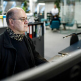 Innovationsfonden skal flyttes til Aarhus. Thomas Erik Mathiassen er overrasket over beslutningen og kalder det »dybt godnat«.