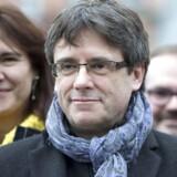 Carles Puigdemont, den catalanske separatistleder, forlader for første gang sit eksil i Belgien og tager til København for at deltage i en debat på Københavns Universitet.