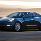Det vindslikkede design giver Model 3 en fremragende aerodynamik og et unikt look