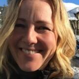 Ida Auken er i Davos til World Economic Forum. Privatfoto