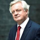 Arkivfoto. Storbritannien ønsker en aftale med EU, som ikke er set før i historien.